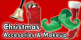 Christmas Accessories and Makeup