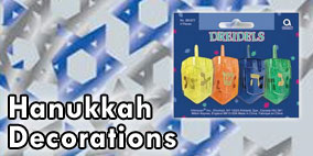 Hanukkah Decorations