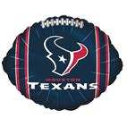 Houston Texans Foil Balloon